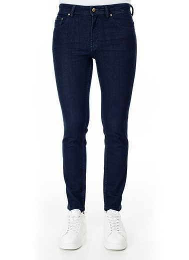 Versace Jeans Versace Jeans Erkek Günlük Kot Pantolon Lacivert